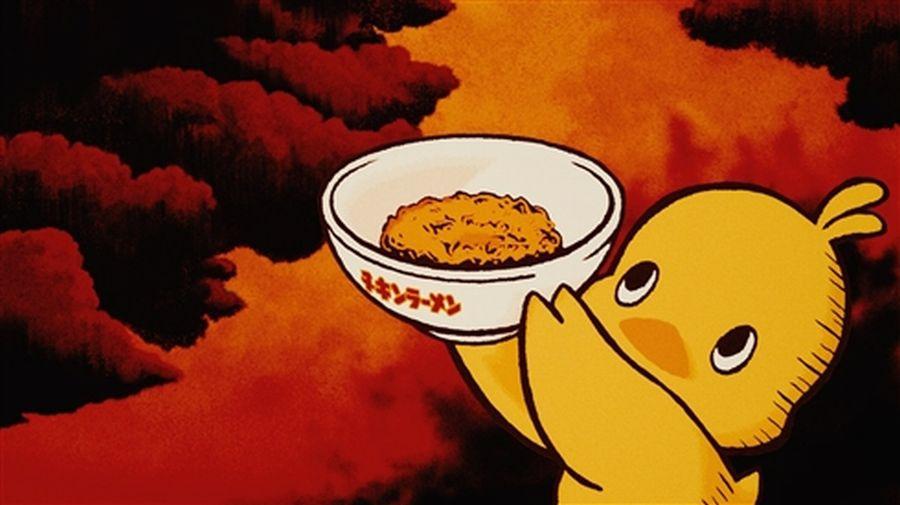 日清食品:チキンラーメンCM「アクマのキムラー 篇」